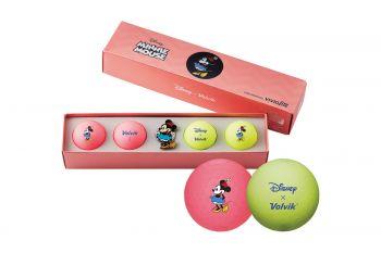 Volvik Motivball Vivid Lite Disney Geschenkset - Minnie Mouse