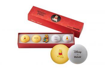 Volvik Motivball Vivid Lite Geschenkset - Winnie the Pooh