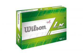 Wilson LX Lady Golfbälle