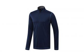 Adidas UV Protection 1/4 Zip (Herren, Blau) Sweatshirt