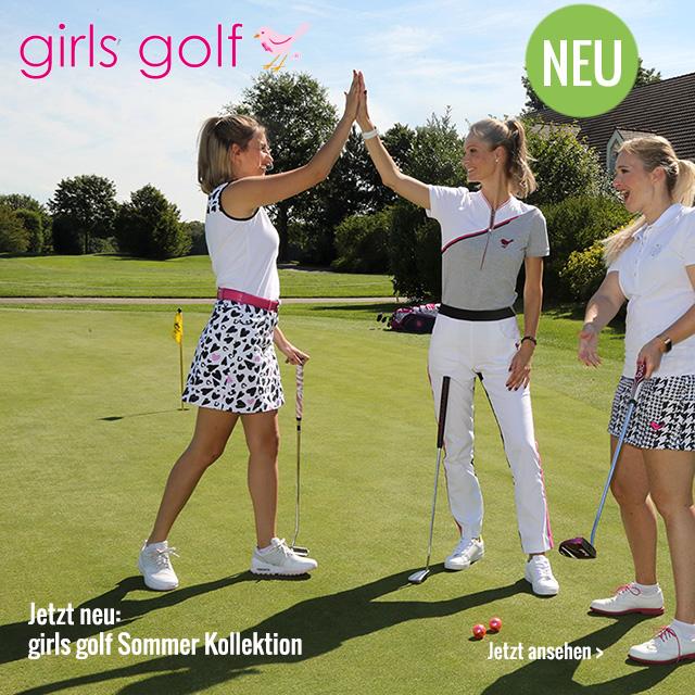 Girls Golf Kollektion 2021