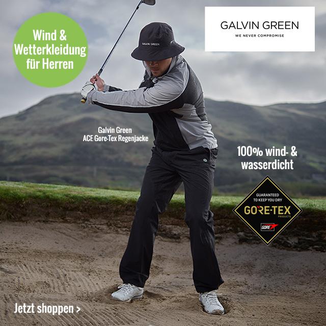 Galvin Green Wind und Wetterkleidung Herren