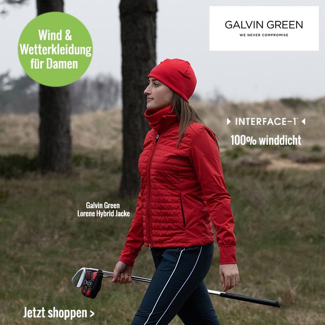 Galvin Green Wind und Wetterkleidung Damen