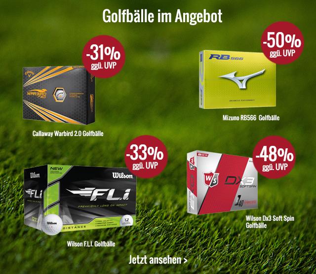 Golfbälle Angebote