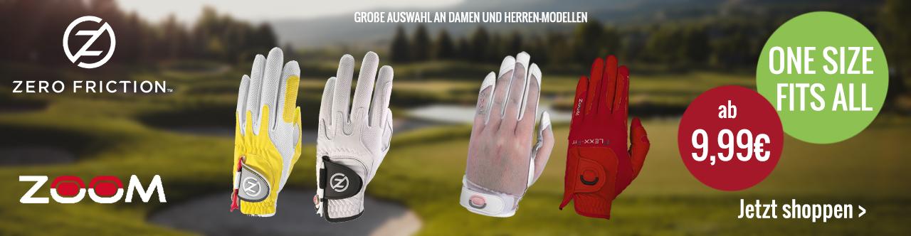 Zoom Zero Friction Handschuhe
