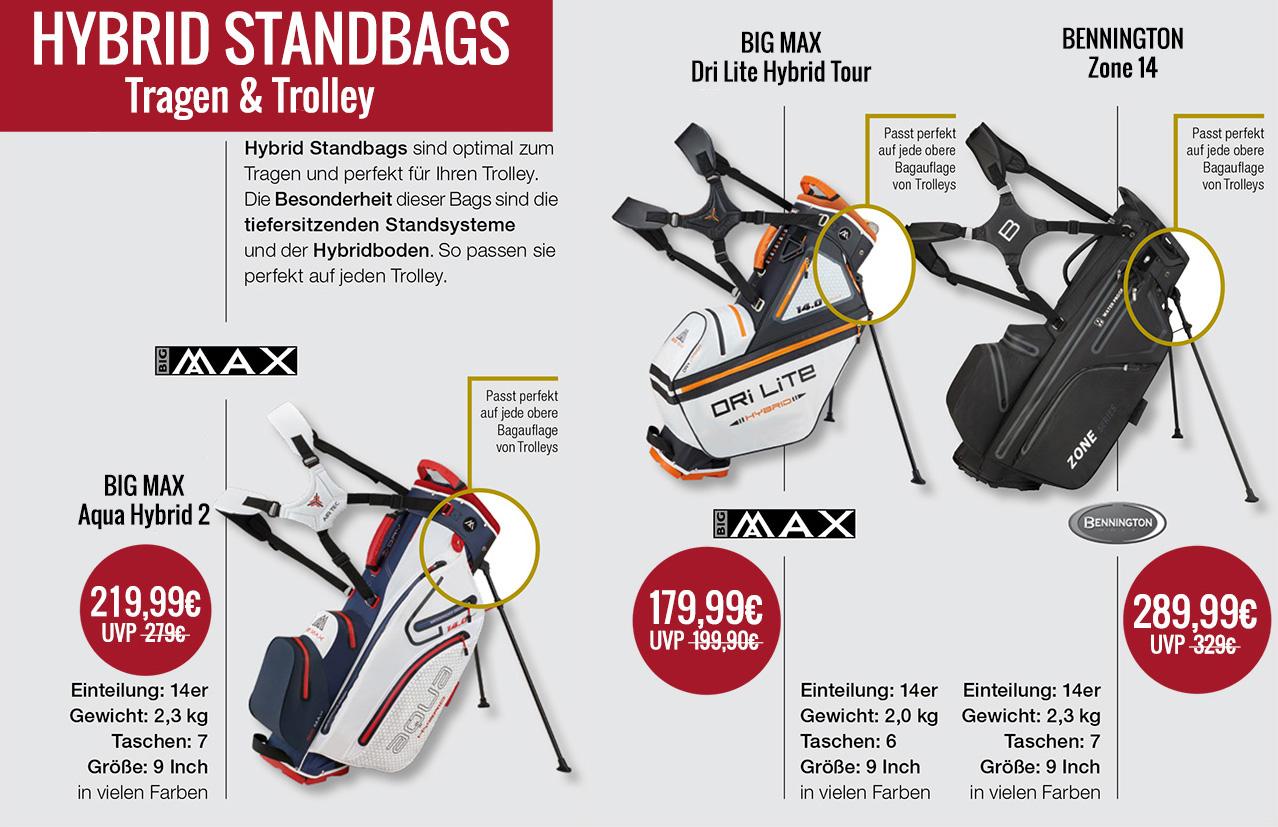 Hybrid Standbags