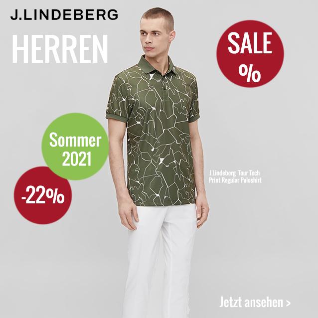J.Lindeberg Herren Summersale