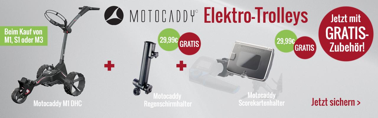 Motocaddy Gratis Deal