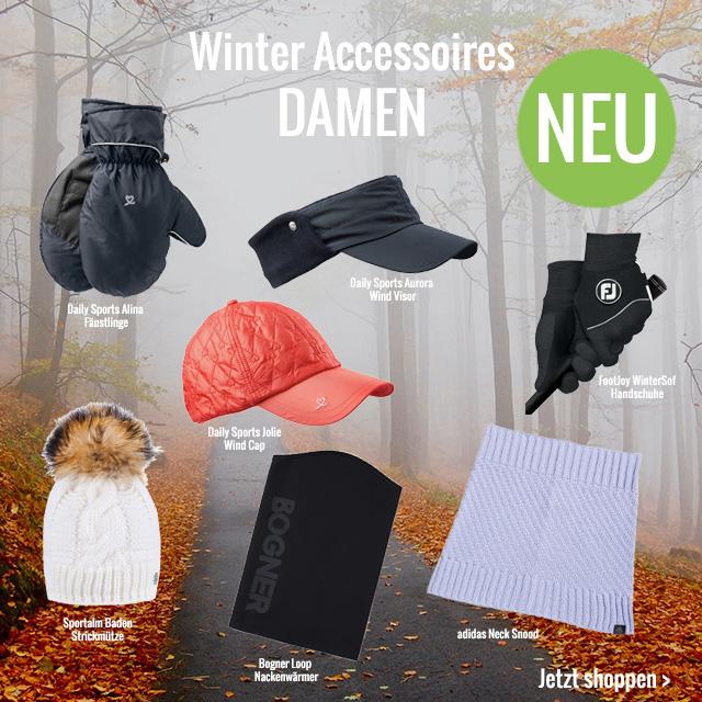 Winter Accessoires Damen