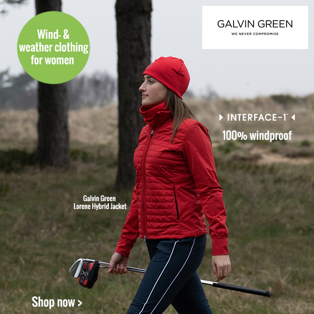 Women's Galvin Green Wind and Weather Clothing