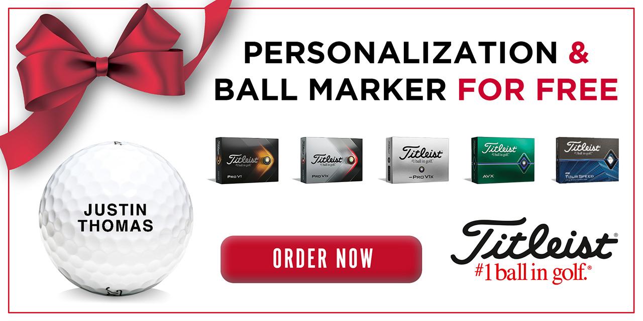 Titleist Ball Promotion